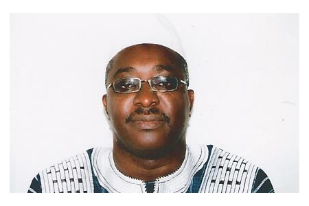 Me. Amadou Salifou Kebe